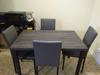 Dining table with 4 chairs  Houston, 77072