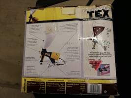 Wagner Texture sprayer like new w/box