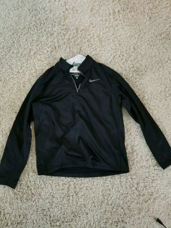 8459177859a2 Used Nike therma-fit zip-up jacket for sale in Chapel Hill - letgo