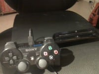 I'm selling my ps3 with control and 4 games Windsor