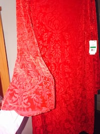 Elegant Red Dress Seven Corners