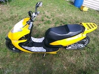 yellow and black motor scooter Kissimmee, 34741