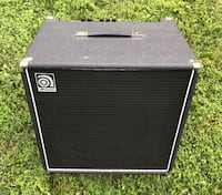 Lightweight Bass amp that has built in Power plug so you won't lose it. Rockville, 20853