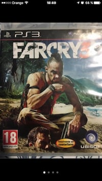 FarCry 3 Sony PS3