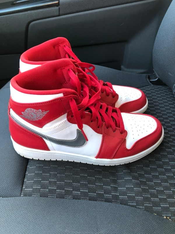 """new styles 3ab5c d6469 Used Air Jordan 1 """"Silver Medal"""" Sz10 for sale in Dover - letgo"""