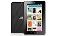 Kobo Vox eReader with Leather Case - Excellent Condition Mississauga