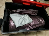 King Size Waterbed Bladder & Frame Toronto, M9R 1T6