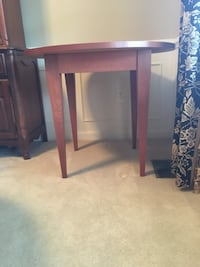 Solid Wood Round Table Owings Mills, 21117