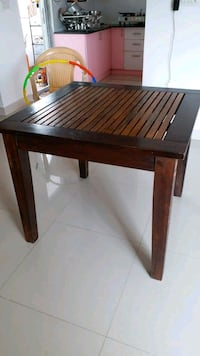 rectangular brown wooden coffee table Bengaluru, 560035