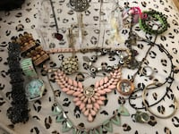 Costume jewelry take it all cheap !!