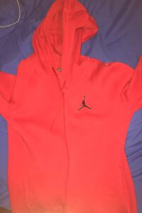 Men's Jordan Zip Up hoodie