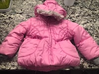 Girls 18 Month winter jacket New Tecumseth, L9R 1E5