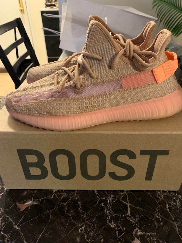 "72cfeec91 Used Yeezy Boost 350 V2 ""clay"" men s 10.5 for sale in New York - letgo"