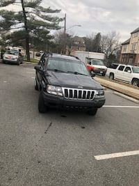 Jeep - Grand Cherokee - 2003 Washington
