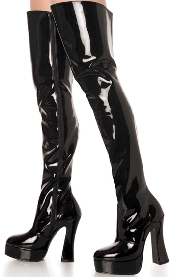 Photo *New* Pleaser Electra 3000 thigh high boots