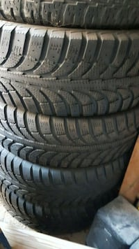 Winter tires 215 65 R 16 Toronto, M6M 1N9