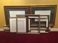 Wooden picture frames Barrie, L4N