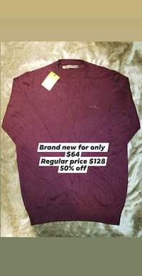 Ben Sherman Crew Neck Sweater Toronto, M1L 4S8
