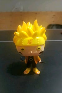 *RARE* GLOW-IN-THE-DARK NARUTO SAGE OF SIX PATHS POP FIGURE Whitby, L1R 2X9