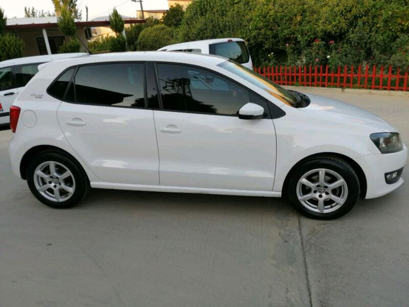 2013 Volkswagen Polo 1.4 85 HP CHROME EDITION 5