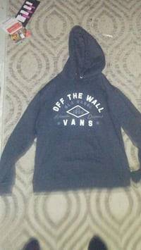 black and white Aeropostale pullover hoodie Dartmouth, B3A 4G2