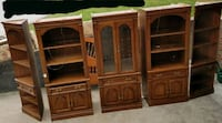 5 PC cabinet Bellaire, 43906