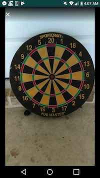 Sportscraft Pub Games Dart Board Fort Worth, 76135