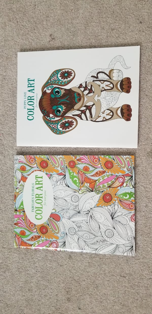 2 coloring books 1