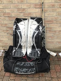 Goalie equipment SR Ajax, L1T 2E1