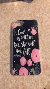 Inspirational iPhone case I believe it's for an older iPhone Fuquay-Varina, 27526