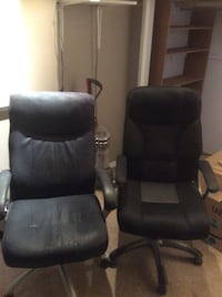 Office chairs $25 each good condition  Calgary, T2W 3H7
