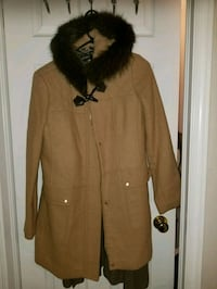 Brand new fur size 8 Ellian Tracy  Kitchener