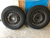 2 Firestone All Season tires Markham, L3T 5J3