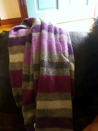 purple and white striped cardigan Martinsburg, 25404