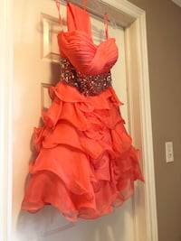 Pink Dress Size 6 Vaughan, L4H 1S6