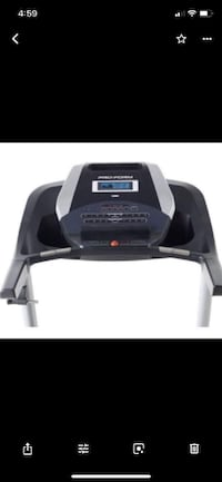 Treadmill HAMPTON