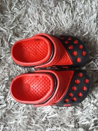 "Children's Slip-on Foam Shoes ""Crocs"" Winnipeg, R2M 3R8"