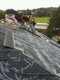 Roofing gutters siding soffit Windows tuckpoint
