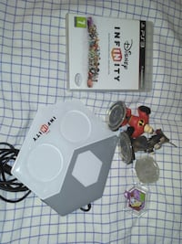 Pack incial disney infinity ps3
