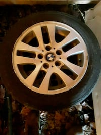 Brand new tires on the rims they're stockBMW car  Harpers Ferry, 25425