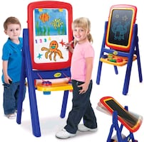 Crayola 2-in-1 Easel Board