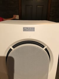 Altec Lansing Computer Speakers Uxbridge, L9P 1Z4