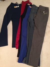 Colored  JEANS  6pairs