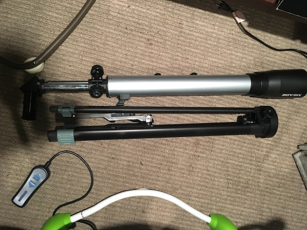 Used telescope with lenses for sale in point pleasant beach letgo