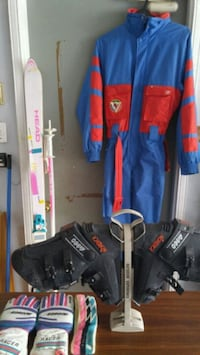 Downhill Ski Equipement Dartmouth, B2X 3M9