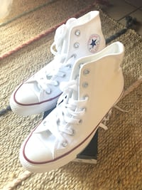 Brand new Converse high rise sneaker shoes Size:5.5/36 Vancouver, V5N 3B9