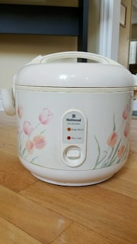 National brand Rice Cooker 1.5L/8 Cups
