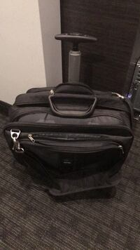 black and gray luggage bag Pickering, L1V 6V1