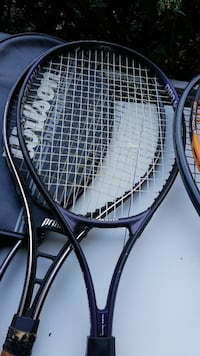 black tennis racket Newington