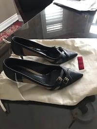 Authentic Burberry shoes size 8 1/2